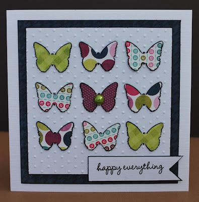 using scraps - lovely card by Lythan