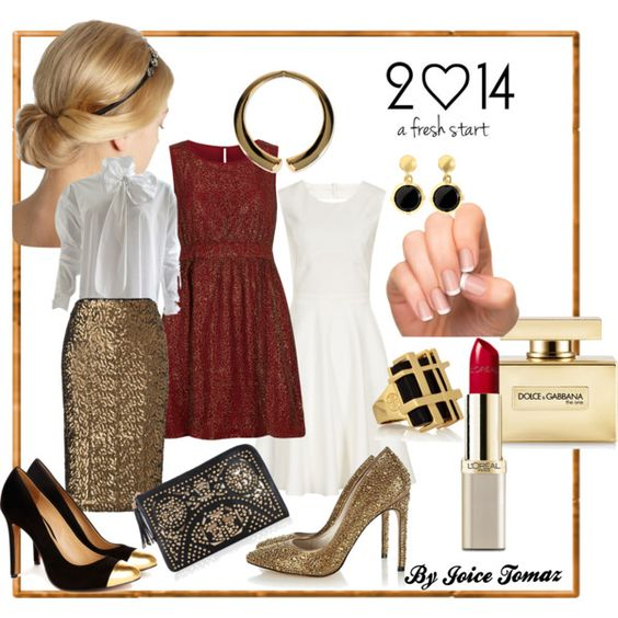 """Let's get ready :)"" by joicetomaz on Polyvore"