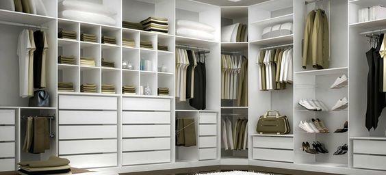 Móveis Planejados - Closet - Della Móveis Planejados entrega os móveis planejados na medida exata da sua necessidade (19) 3305.8702