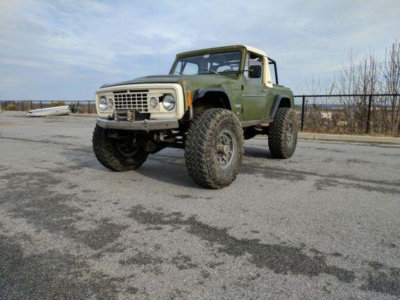 1972 Jeep Commando Rock Crawler V8 5spd Doubler 1 Tons 40s For Sale Jeep Commando 1972 For Sale In Adamstown Maryland In 2020 Rock Crawler Commando Jeepster