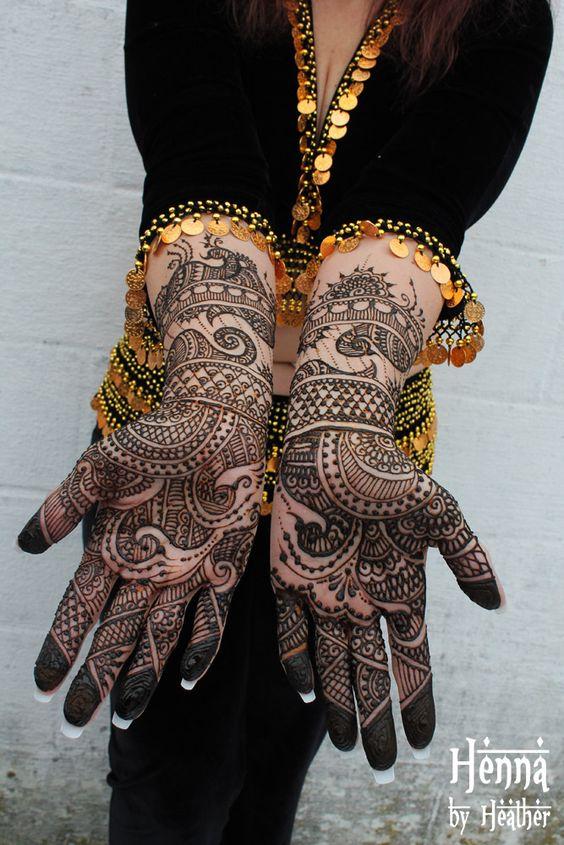 Traditional Henna Tattoo Designs: Pinterest • The World's Catalog Of Ideas