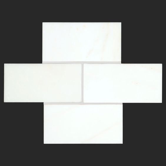 Alya Stone Tile- Calacatta Golden Marble 3x6 Polished Tile
