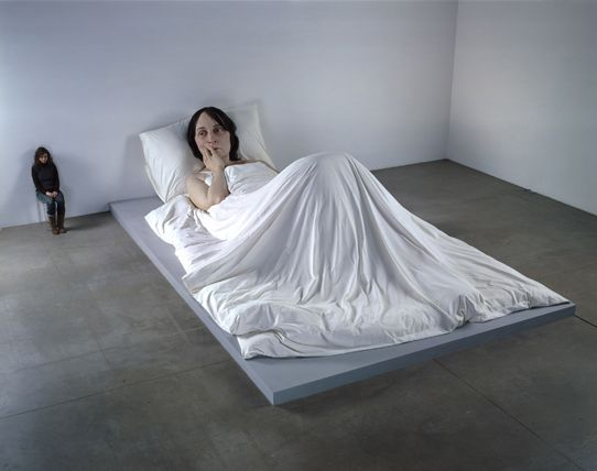 http://sunseven.hubpages.com/hub/Awesome_Sculptures_Of_Ron_Mueck