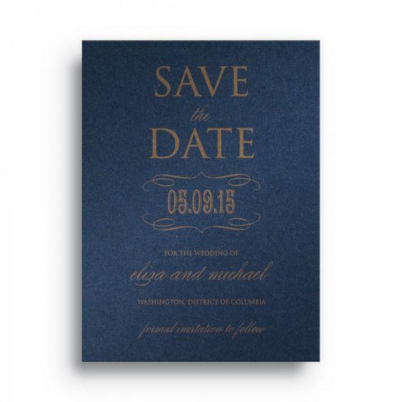 Personalized Memento Save the date cards eInvite – E Invite Cards
