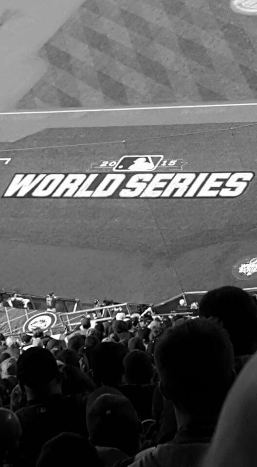 World Series 2015 @ Kauffman Stadium.