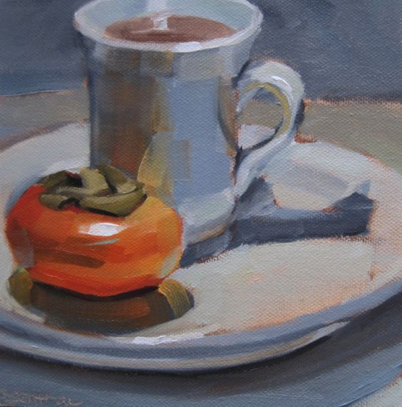 Robin Rosenthal's Paintings: Morning 2012