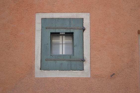 Village - Germany - Window