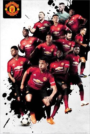 As We Head Into Another Season Of Sporting Competitions And Championships Can J Manchester United Poster Manchester United Players Manchester United Wallpaper