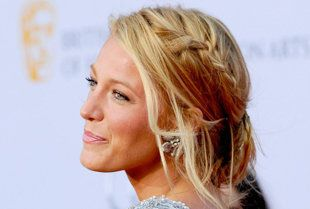 how to create a braided updo yourself