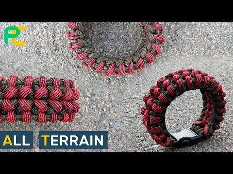 Youtube Paracord Bracelets Paracord Bracelet Tutorial Paracord