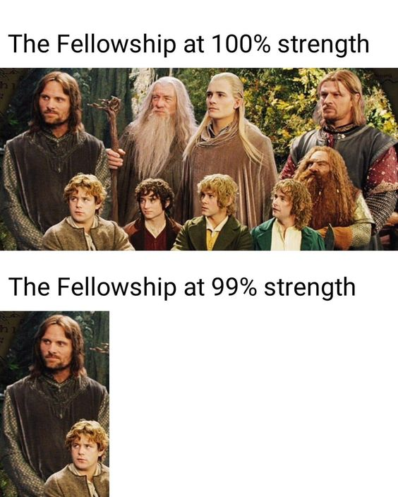 28 Lord Of The Rings Memes For The Tolkien-Obsessed - Memebase - Funny Memes