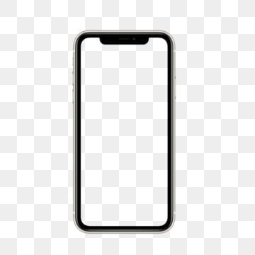Apple Iphone 11 Pro Max Maquete Forma Fundo Transparente Phone Mockup Iphone Iphone Pictures