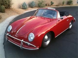 1959 Porsche 356, I'll take it!