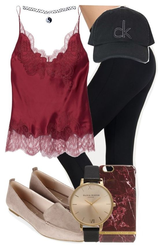 """52.3"" by mallorimae ❤ liked on Polyvore featuring Carine Gilson, Accessorize, Richmond & Finch, Olivia Burton, Wet Seal and Topshop"
