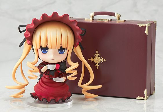 Nendoroid Shinku: Rozen Maiden Set