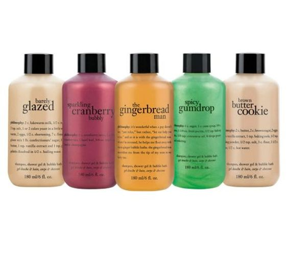 Philosophy Taste of Holiday 3-in-1 Shower Gel Collection for Holiday 2012
