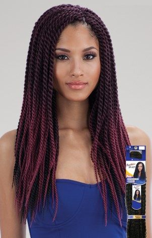 Crochet Braids Color 33 : hairstyles crochet senegalese twist crochet twists crotchet braids ...