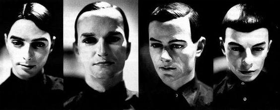 Kraftwerk by Anton Corbijn