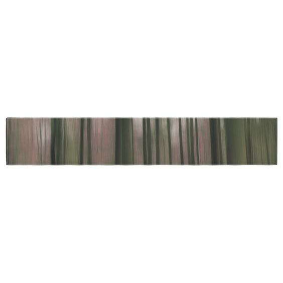 "Alison Coxon ""Forest Blur"" Table Runner"