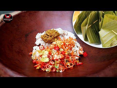 Resep Tum Samsam Babi Daging Cincang Babi Dibungkus Daun Pisang Youtube Makanan Daging Cincang Resep