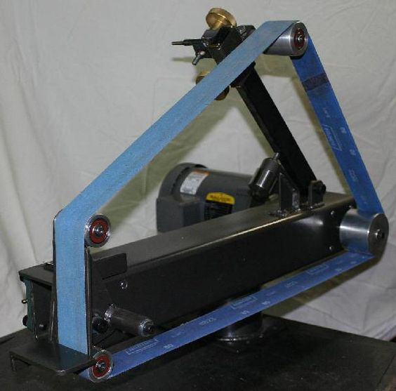 How to Build a 72 Inch Square Wheel Grinder (Plans) by Damien Gendron ...