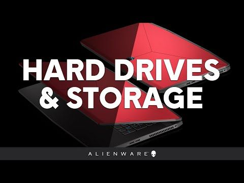 Looking To Replace The Hard Drive On Your Alienware 15m Or 17m