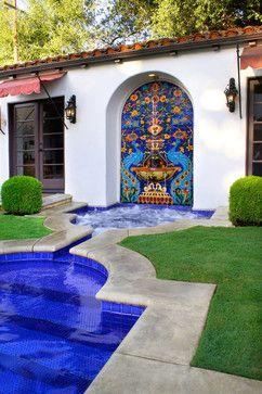 #Blue #Cobalt #Design #Ideas #Pool #Tiles