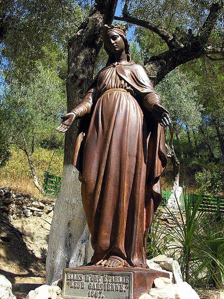 Casa de la Virgen María, Izmir, Turquía