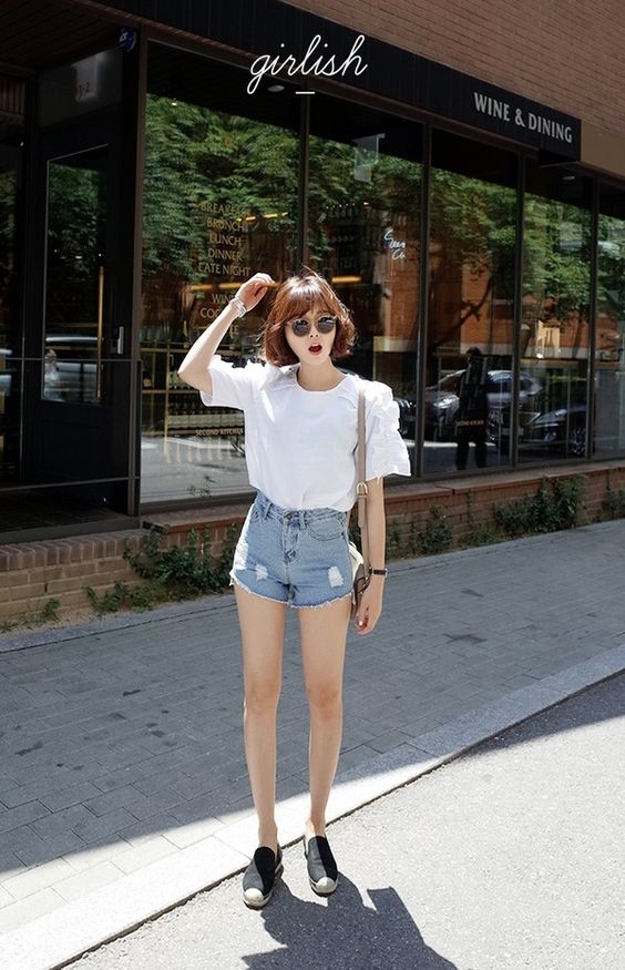 Mách bạn cách chọn quần shorts mát mẻ, tôn vòng 3 - Kenh14.vn