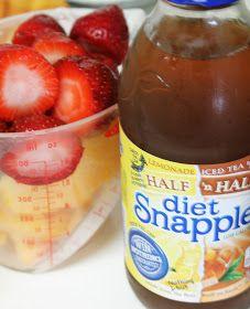 San Antonio Latina Mom Blogger: Peach & Strawberry Smoothie Recipe