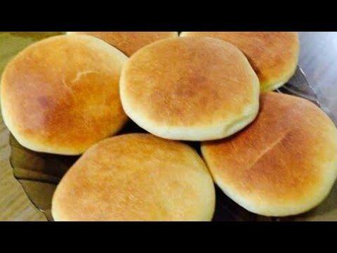 القرص الفلاحي الطرية والمورقة باللبن الرايب والزبدة Youtube Egyptian Food Recipes Bread Recipes