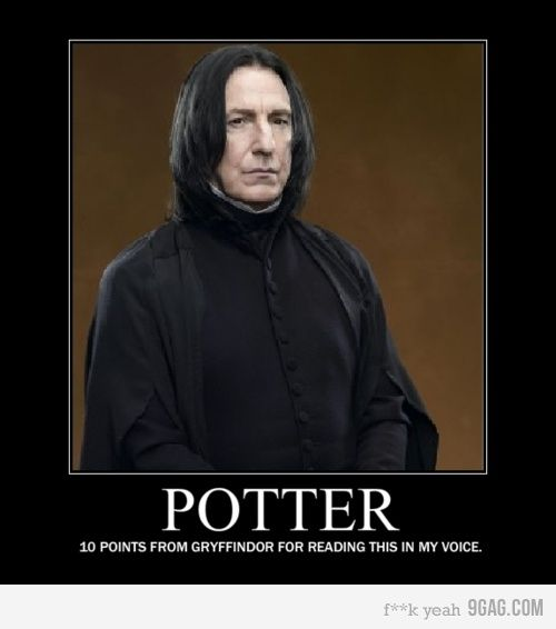 Its You Snape Meme And Severus Snape On Pinterest