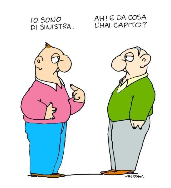 Vignetta di Altan numero 8