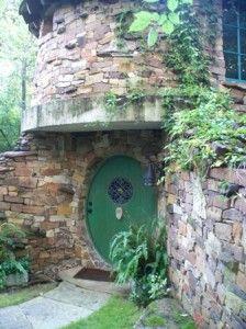 Hobbit Homes Hobbit And More Gardens Hobbit House Hobbit Houses Doors