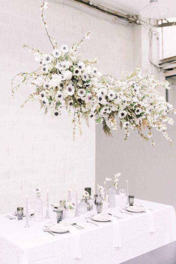 Monochromatic Shoot Featured on Wedding Sparrow – Madame de la Maison