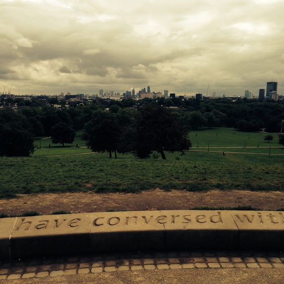 Primrose Hill - London- May 2014
