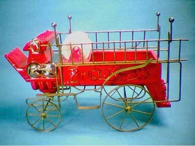 #659 Fire Wagon
