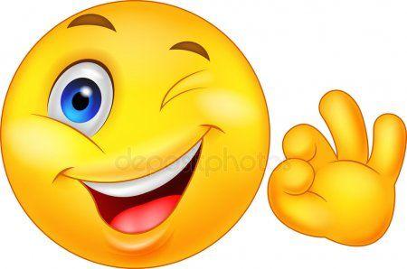 Vecteurs pour Émoticône, Illustrations libres de droits pour Émoticône | Depositphotos® | Emoticone gratuit, Emoticone, Dessin smiley