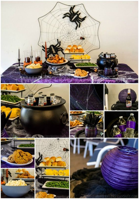 Classy halloween decorations and halloween on pinterest Classy halloween decorations