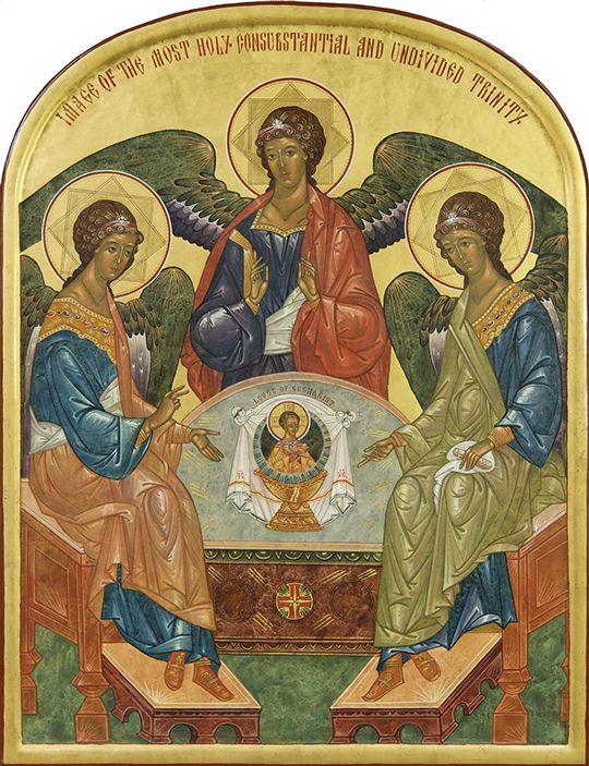Holy Trinity:
