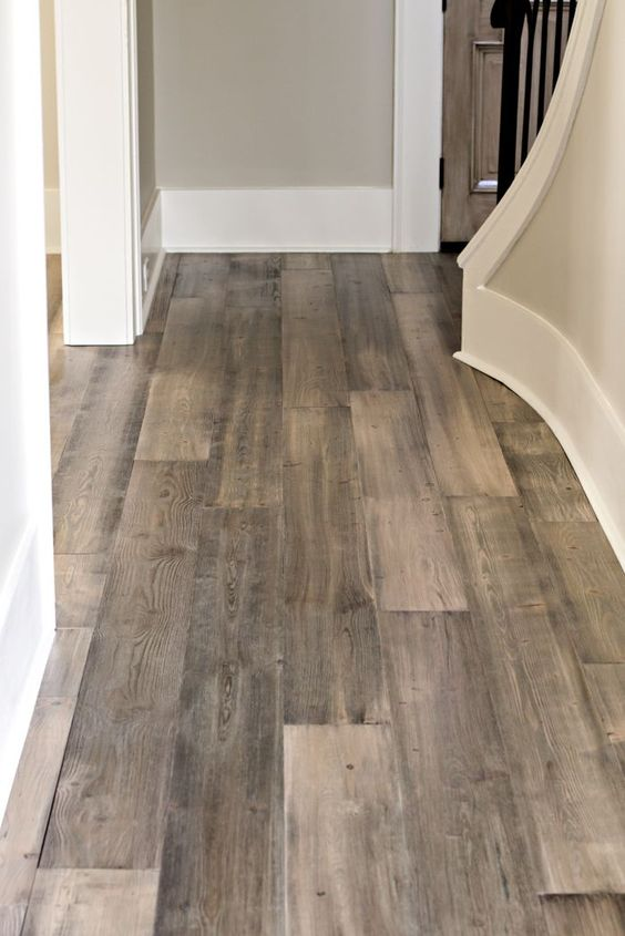 Flooring floors and floor colors on pinterest for Hard laminate flooring