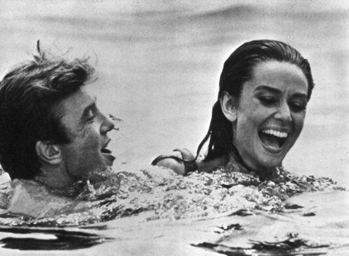Albert Finney, Audrey Hepburn, Two for the Road