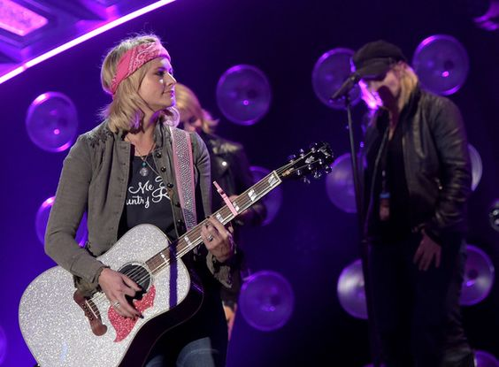 : American Country Countdown Awards Rehearsals