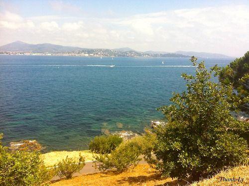 St-Tropez, juillet 2014.