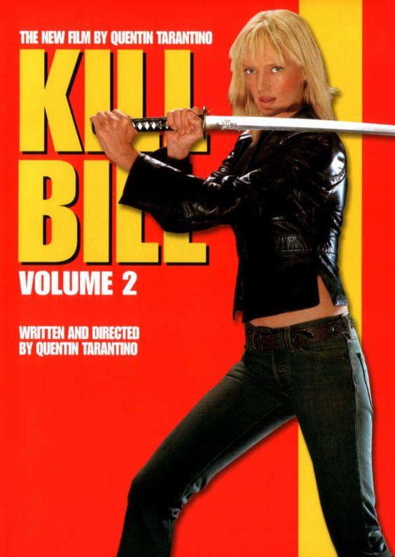 Kill Bill Volume 2 - TARANTINO
