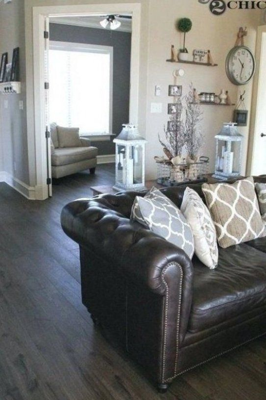 Living Room Ideas With Brown Couch 2019 Living Room Ideas With Brown Couch In 2020 Leather Couches Living Room Leather Sofa Living Room Leather Living Room Furniture