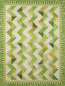 Selvage Blog: Happy St. Patrick's Day! (Green Quilts):