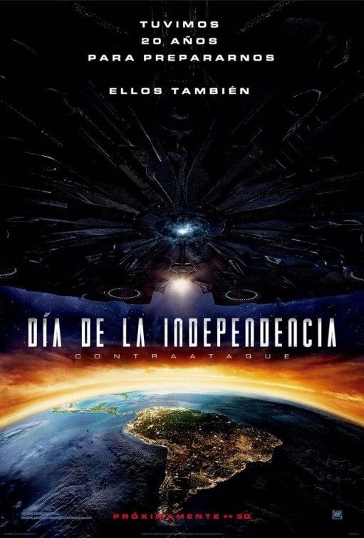 Independence Day: Contraataque (2016) - Ver Películas Online Gratis - Ver Independence Day: Contraataque Online Gratis #IndependenceDayContraataque - http://mwfo.pro/1895866