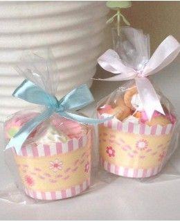 Diy Wedding Gift Malaysia : Doorgift / Mini Pack (Sugar Cookies/Marshmallow)