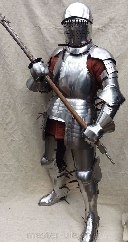 Full Plate Set In 2020 Historical Armor Medieval Knight Armor Medieval Armor